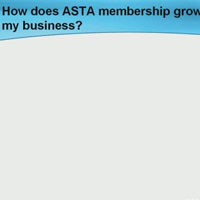 Grow Your Business with ASTA