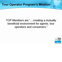 Tour Operator Give You Power