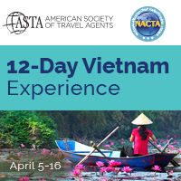 12-Day Vietnam Experience FAM 2017