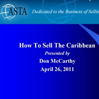 selling the caribbean